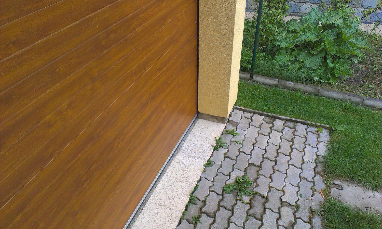 Jak udržovat dřevěná garážová vrata